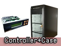 CD DVD BD Controller + Case