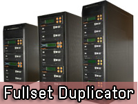 CD DVD Duplicator Complete set