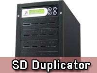SD Card Duplicator